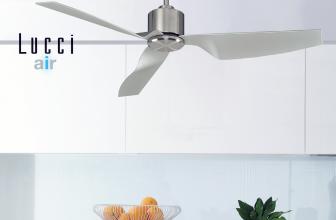 Lucci Air – Air Climate II, ένας εξαιρετικός ανεμιστήρας οροφής.
